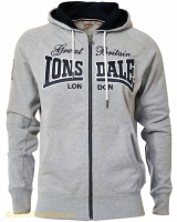 Lonsdale hooded sweatjacket Tister