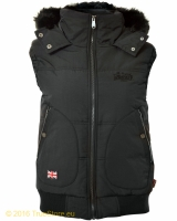 Lonsdale ladies padded waistcoat Whitehill