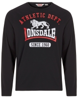 Lonsdale Langarm T-Shirt Tetsworth