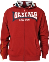 Lonsdale hooded zipsweat Watlington