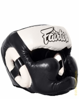 Fairtex headguard X-Vision Full Cover HG13F