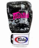 Fairtex Leder Boxhandschuhe Dark Cloud (BGV1)
