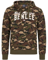 BenLee hooded sweat Greenstone
