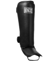 BenLee Leather Instep Shin Guard- Protecta