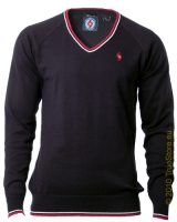 The Spirit of 69 V-Hals Pullover Felix