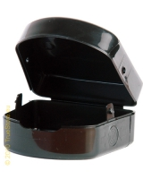 Shield Mouthguard container