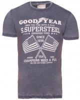 Goodyear Slim Fit T-Shirt San Jose