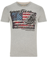 Goodyear Slim Fit T-Shirt Boise