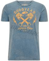 Goodyear Slim Fit T-Shirt Meaford