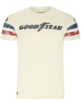 Goodyear slimfit t-shirt Grand Bend