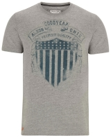 Goodyear slim fit T-Shirt Roby