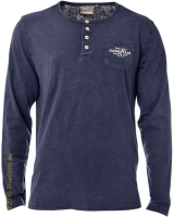 Goodyear slim fit longsleeve t-shirt Chalgrove