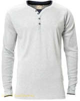 Goodyear slim fit longsleeve t-shirt Shelby