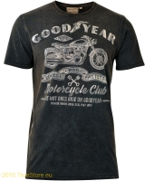 Goodyear vintage t-shirt Collins