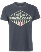 Goodyear slimfit t-shirt Burlington