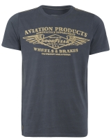 Goodyear slimfit t-shirt Crawford