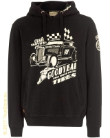Goodyear hooded sweatshirt Tyre