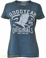 Goodyear Damen T-Shirt Kennwick