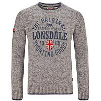 Lonsdale knit pullover Borden