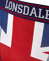 Lonsdale double pack boxershorts Tisbury 3