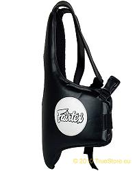 Fairtex TV1 Traiinerveste, Muay Thai Bodypanzer 2