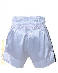 Fairtex Thai Short White Lace 3
