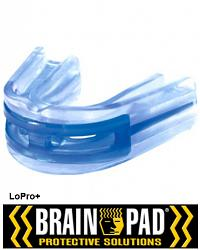 Brain-Pad Mens mouthguard LoPro+ 2