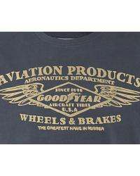 Goodyear slimfit t-shirt Crawford 3