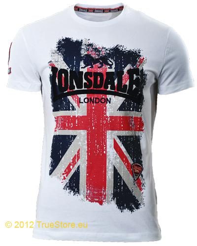 Lonsdale Slimfit T-Shirt Jacob 1