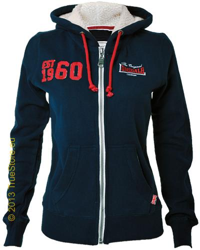 Lonsdale dames hooded sweatjas Portsmouth 1