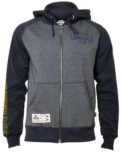 Lonsdale hooded sweatjas Slough 1