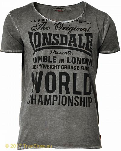 Lonsdale Slimfit T-Shirt Winsford 1