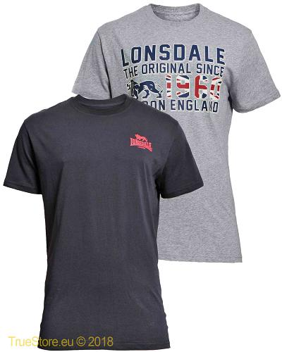 Lonsdale doublepack t-shirt Kettering 1