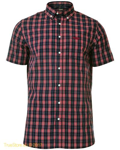Lonsdale short sleeve shirt Brixworth 1