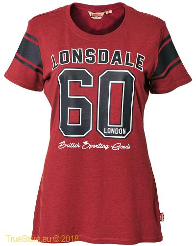 Lonsdale Damen T-Shirt Shardlow 1