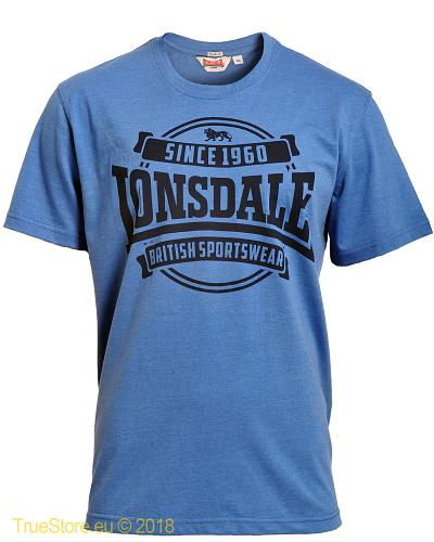 Lonsdale regular fit t-shirt Necton 1