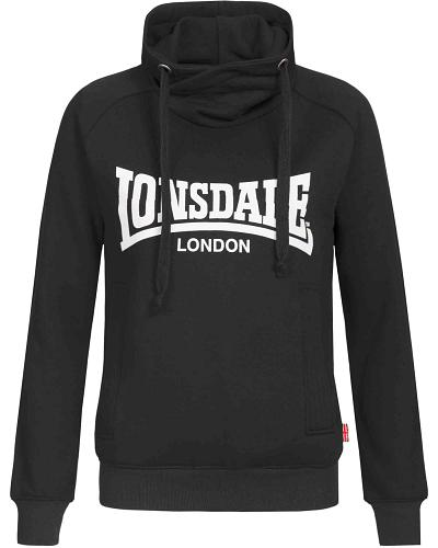 Lonsdale Damen Kapuzensweatjacke Pitch PLace 1