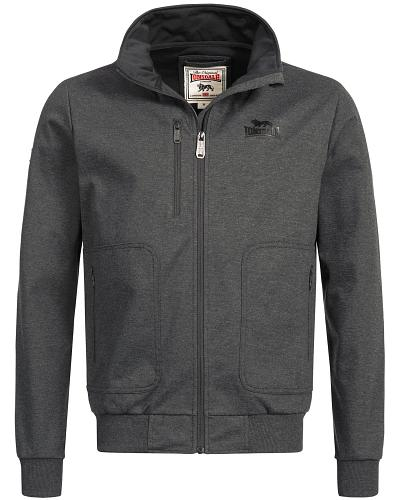 Lonsdale mens softshell jacket Whitwell 1