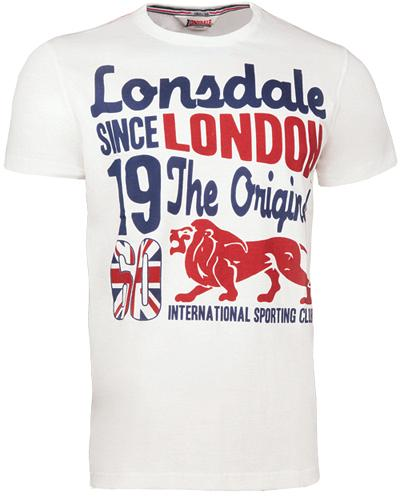 Lonsdale T-Shirt Caswell 1