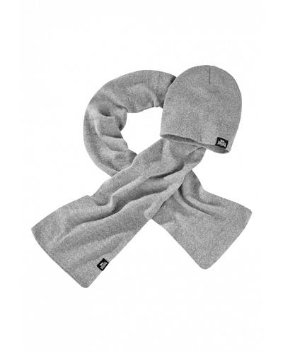 Lonsdale London hat and scarf set Leafield 1