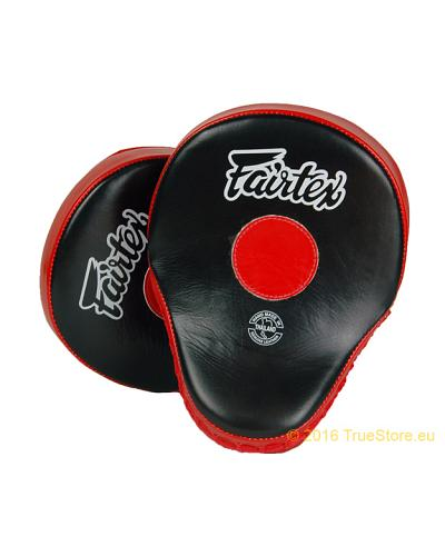 Fairtex Pratzen The Ultimate Contoured Focus Mitts (FMV9) 1