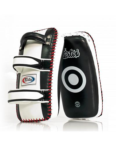 Fairtex Muay Thai Kick Pad - Curved Shape KPLC2 1