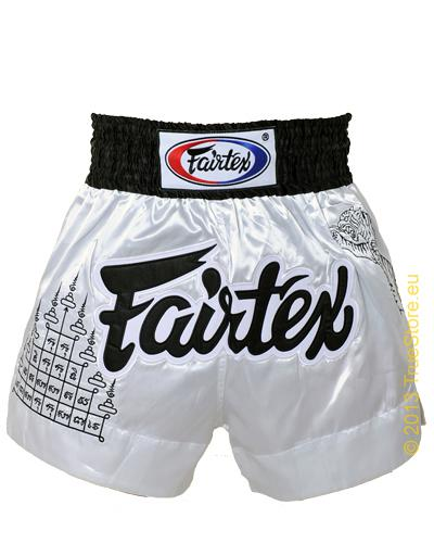 Fairtex Thai Short Superstition 1