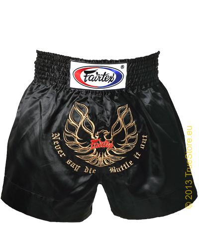 Fairtex Thai Short Phoenix 1
