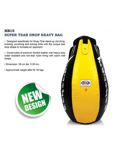 Fairtex Sandsack Teardrop Bag HB15 2