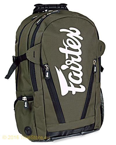 Fairtex Rucksack Backpack Compact BAG8 1