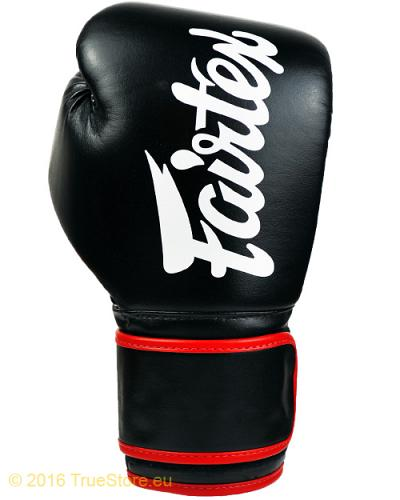 Fairtex Boxing gloves Pro Velcro BGV14 1