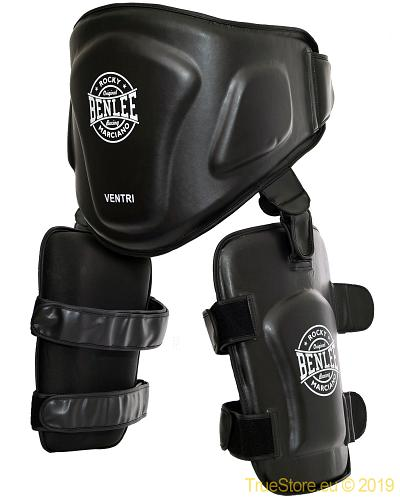BenLee belly and lowkick pads set Ventri 1