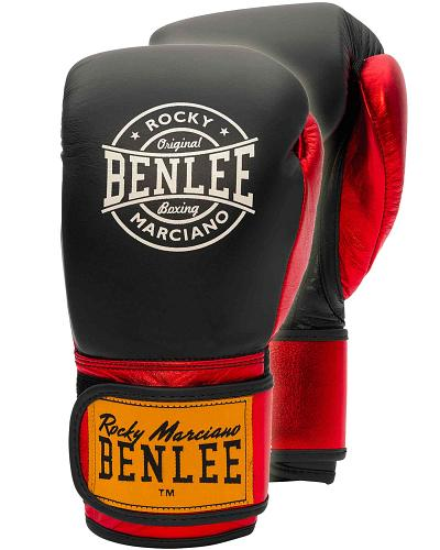 BenLee leather boxing gloves Metalshire 1