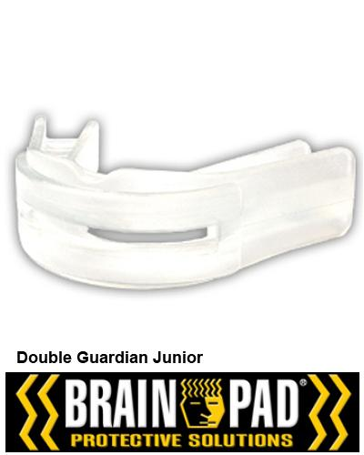 Brain-Pad mouthguard Double Guardian Junior 2